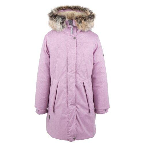 Купить Парка KERRY Mango K20460 размер 128, 1221 розовый, Куртки и пуховики