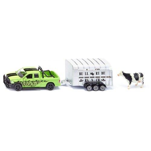 Купить Внедорожник Siku 1998 1:50 зеленый, Машинки и техника