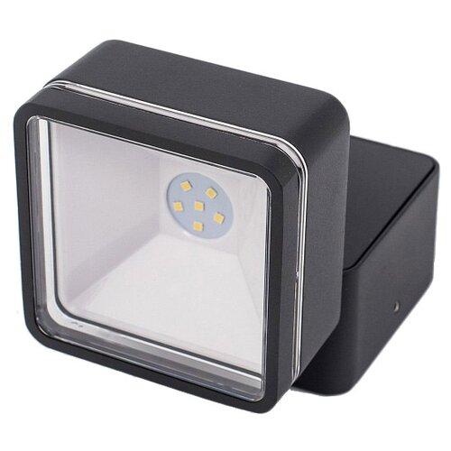 Citilux Светильник настенный светодиодный CLU0008K потолочный светодиодный светильник citilux дубль cl556102