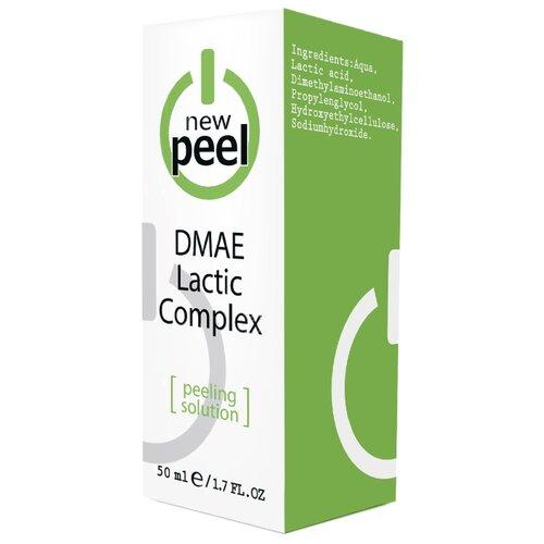 New Peel пилинг для лица DMAE Lactic Complex 50 мл
