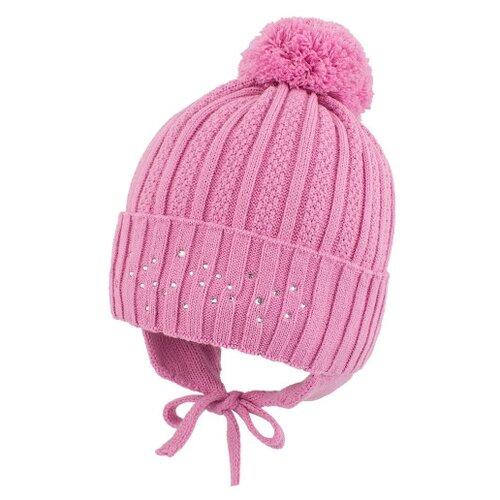 Купить Шапка Prikinder размер 44-46, розовый, Головные уборы