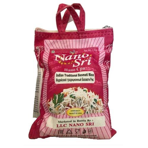 Рис Nano Sri Басмати традиционный 1 кг