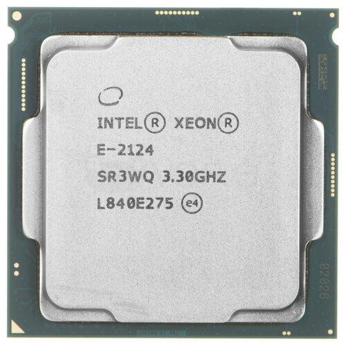 Купить Процессор Intel Xeon E-2124 OEM