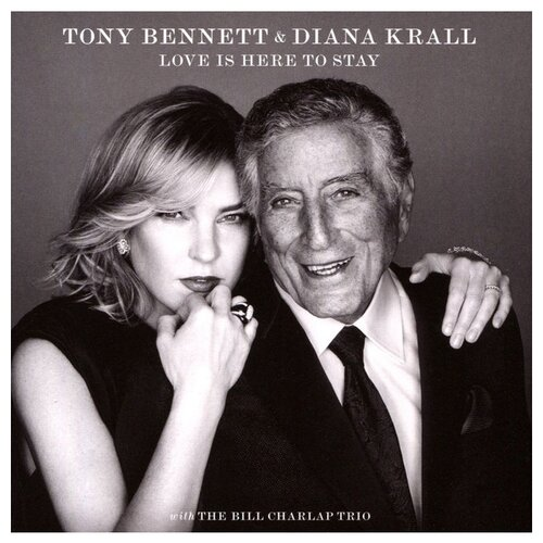 Tony Bennett & Diana Krall. Love Is Here To Stay (LP)
