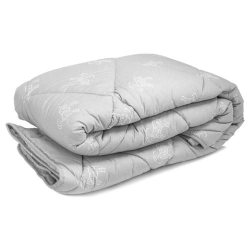 Одеяло Даргез Альпийская Коза, легкое, 140 х 205 см (серый) одеяло belashoff белое золото стеганое легкое цвет белый 140 х 205 см