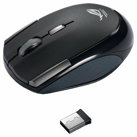 Мышь ASUS GX810 Black USB
