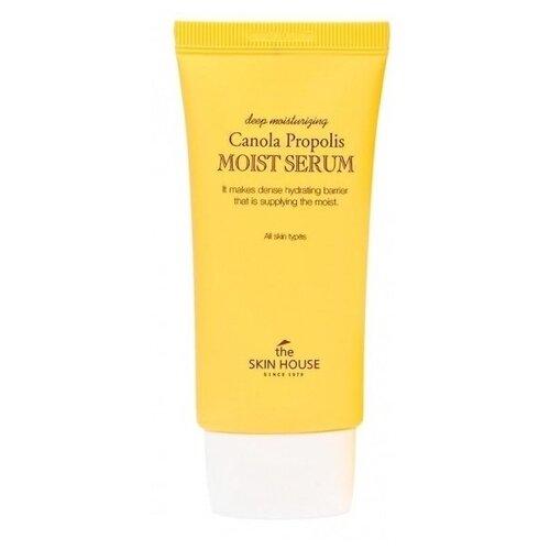 The Skin House Canola Propolis Moist Serum Увлажняющая сыворотка для лица с прополисом, 50 мл