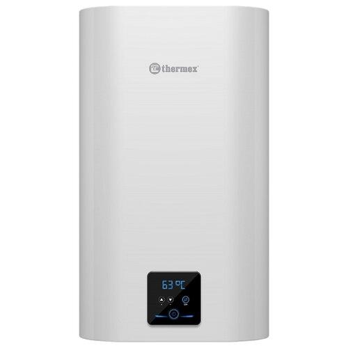 Накопительный электрический водонагреватель Thermex Smart 50 V, белый электрический накопительный водонагреватель thermex eterna 50 v