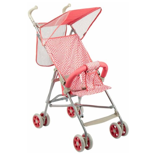 Прогулочная коляска Corol S-1 (2019) красный/белыйКоляски<br>