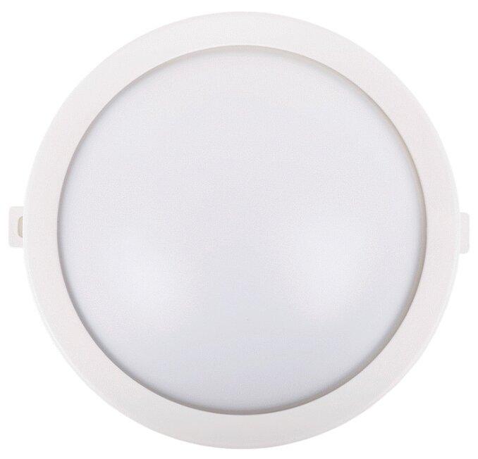 Накладной светодиодный светильник AL520, 15W, 1350Lm, 4000K, 90 градусов, белый