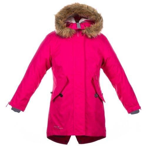 Пальто Huppa Vivian размер 122, fuchsia пальто huppa vivian размер 152 70002 yellow