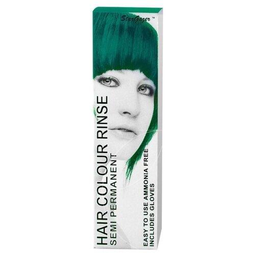 Краситель прямого действия StarGazer Hair Color Rinse Tropical Green, 70 мл