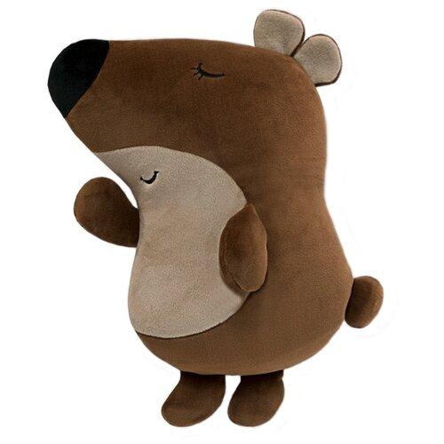 Фото - Игрушка-антистресс Штучки, к которым тянутся ручки Сплюшки Медведь 35 см игрушка антистресс штучки к которым тянутся ручки кисонька голубая 30 см