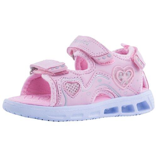 Сандалии КОТОФЕЙ размер 23, 13 розовый сандалии для девочки скороход цвет ярко розовый 16 282 1 размер 23