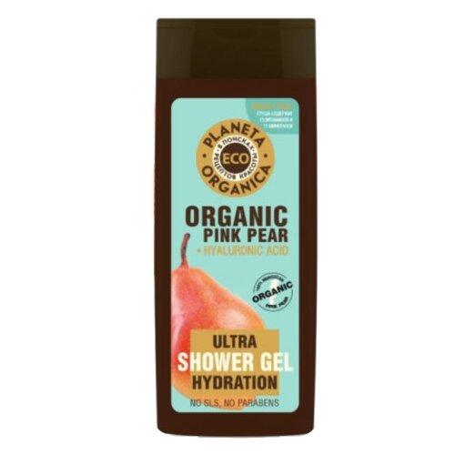 Гель для душа Planeta Organica Organic pink pear, 340 мл гель для душа planeta organica