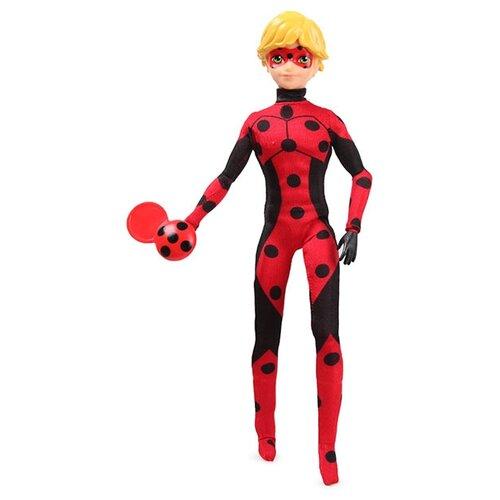 Купить Кукла Bandai LadyBug & Cat Noir Мистер Баг, 26 см, 39745-1B, Куклы и пупсы