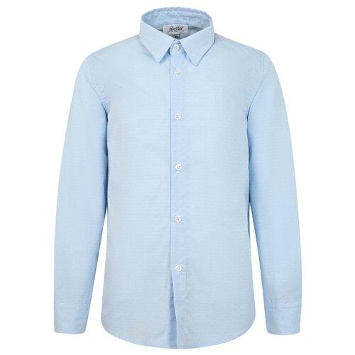 Рубашка Aletta размер 6(116), голубой