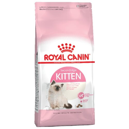 Корм для котят Royal Canin 1.2 кг cat wet food royal canin ultra light pieces in jelly 24 85 g cat wet food royal canin aging 12 pieces in jelly 85 g 24