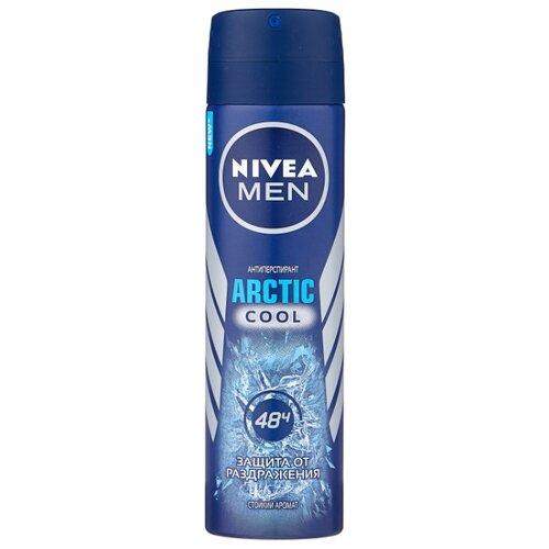 Антиперспирант спрей Nivea Men Arctic Cool, 150 мл
