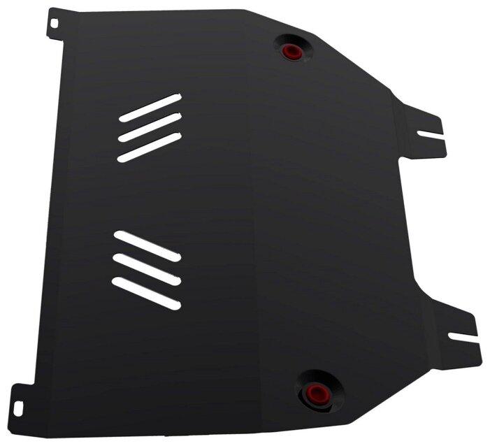 Защита коробки передач и картера двигателя Автоброня 111.01203.2 для Citroen, Peugeot