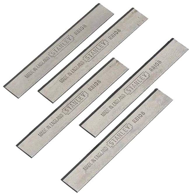 Набор ножей для ручного рубанка STANLEY 0-12-378 (5 шт.)