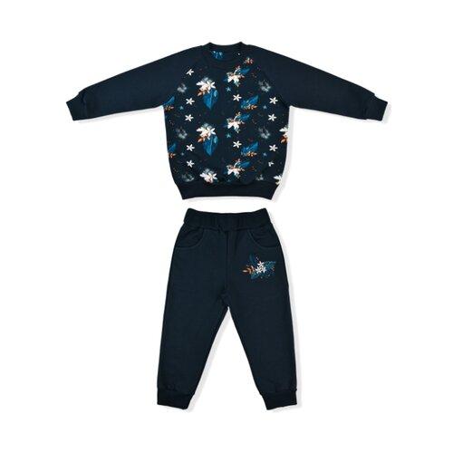 Комплект одежды LEO размер 98, темно-синий