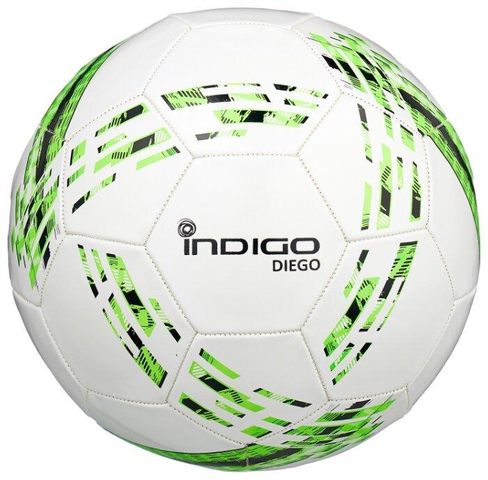 Футбольный мяч Indigo DIEGO N001