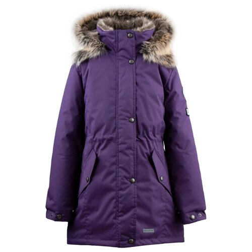 Купить Парка KERRY Estella K19671 размер 152, 608 фиолетовый, Куртки и пуховики