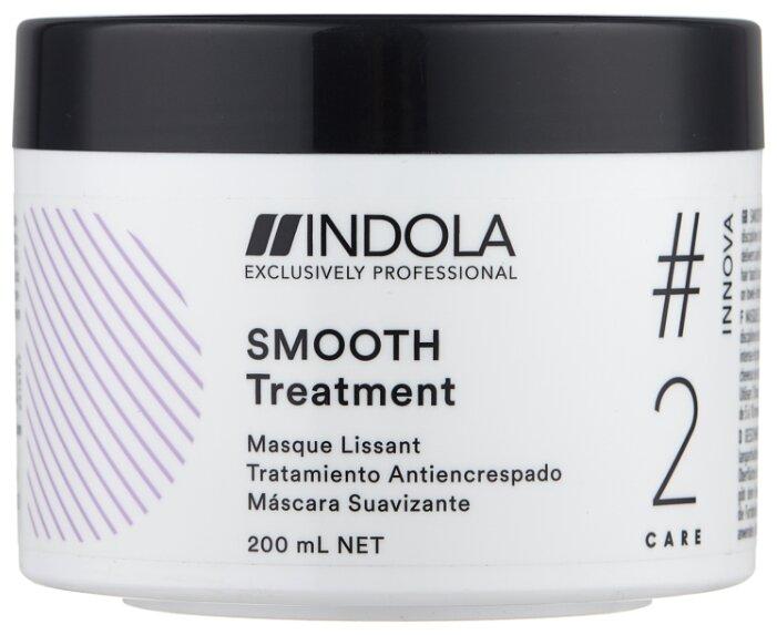 Indola Innova Care Smooth Разглаживающая маска для волос
