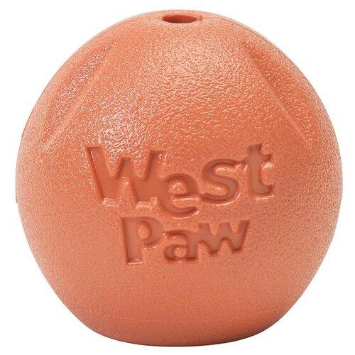 Мячик для собак Zogoflex Rando 9 см оранжевый