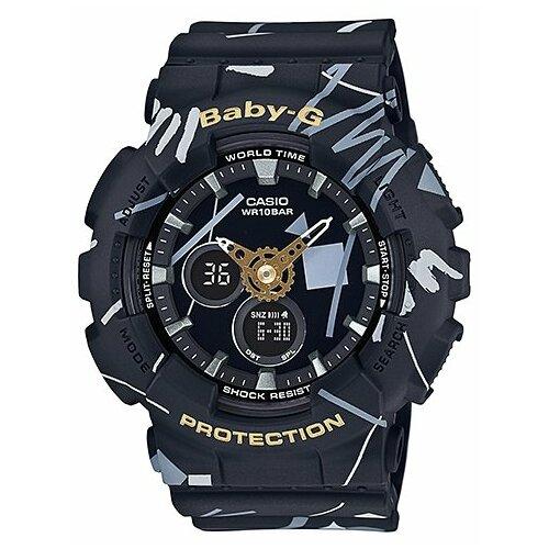 Наручные часы CASIO BA-120SC-1A casio ba 110ga 1a