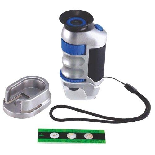Микроскоп Edu Toys MS078 серебристый edu toys el150 паук р у