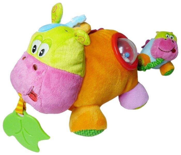 Прорезыватель-погремушка Biba Toys Коровка