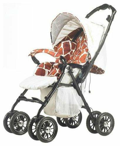 Прогулочная коляска Aprica Cavalli