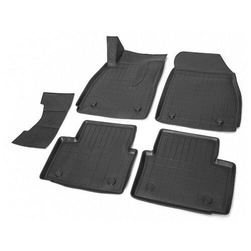 Комплект ковриков RIVAL 14204001 Opel Insignia 5 шт. черный