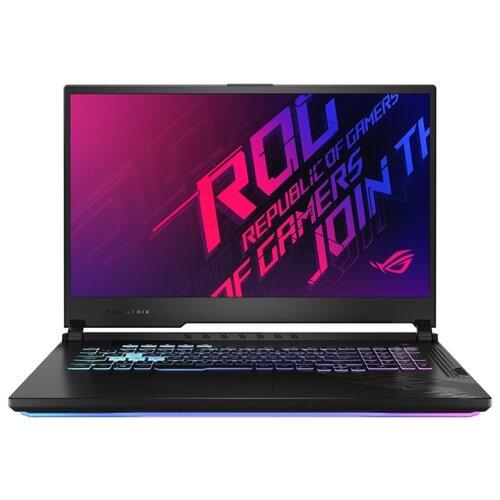 Купить Ноутбук ASUS ROG Strix G17(G712LU-EV002T) (Intel Core i7 10750H 2600MHz/17.3 /1920x1080/16GB/1024GB SSD/DVD нет/NVIDIA GeForce GTX 1660 Ti 6GB/Wi-Fi/Bluetooth/Windows 10 Home) 90NR03B1-M01870 Original Black