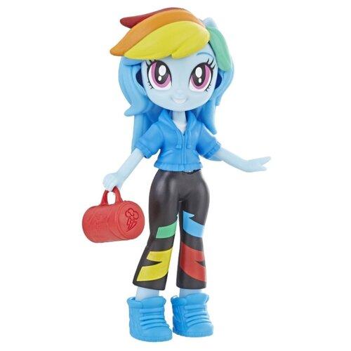 Мини-кукла My Little Pony Equestria Girls Девочки из Эквестрии Рэйнбоу Дэш c нарядами, E4237 кукла my little pony equestria girls радуга дэш