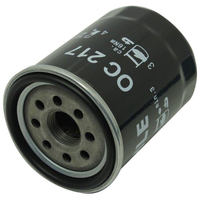 Масляный фильтр MAHLE OC 217