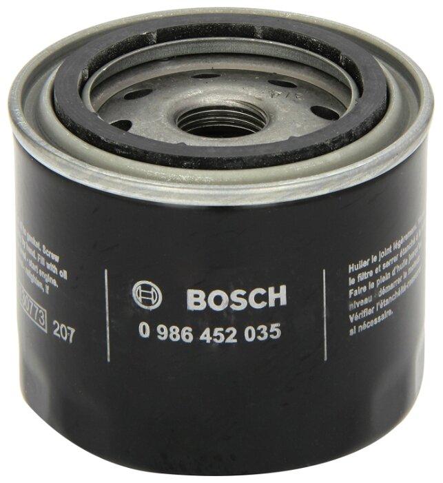 Масляный фильтр BOSCH 0986452035