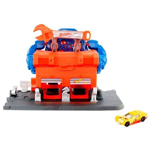 Трек Hot Wheels City Gorilla