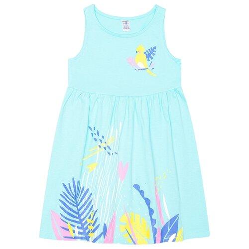 Купить Платье crockid размер 92, мятная конфета, Платья и юбки