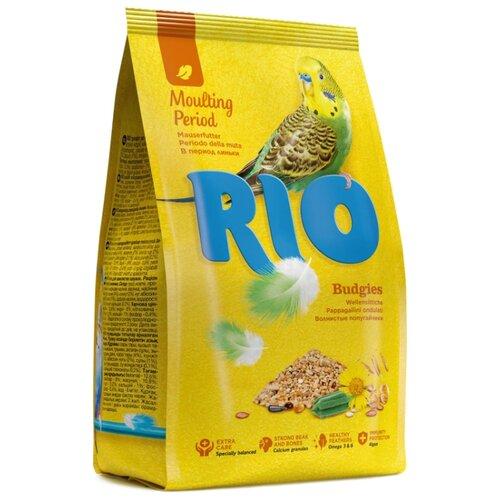 RIO корм Moulting period для волнистых попугайчиков 500 г