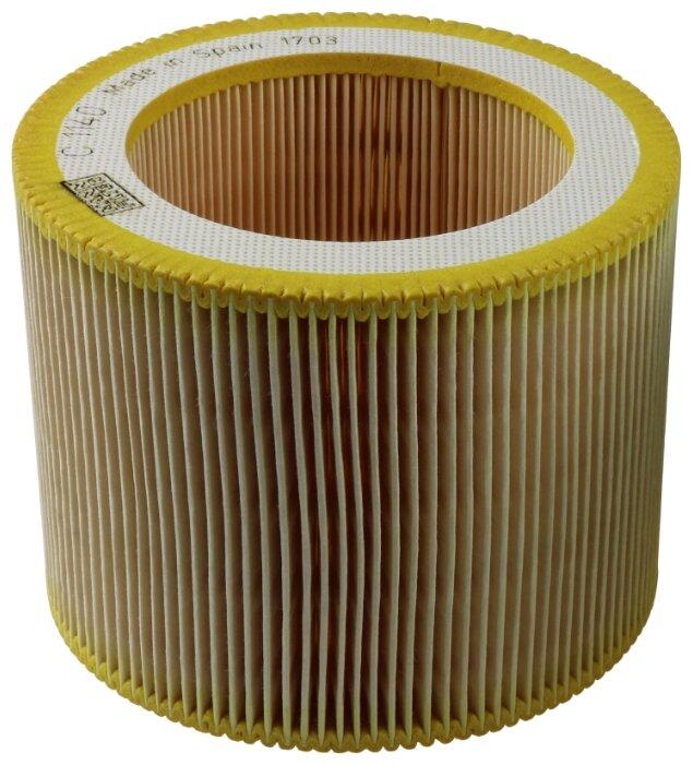 Цилиндрический фильтр MANNFILTER C1140