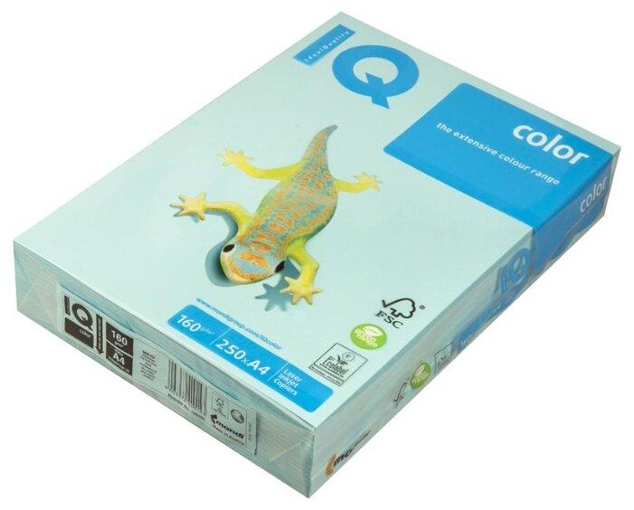 Бумага IQ color A4 MB30 160 г/м² 250 лист. — цены на Яндекс.Маркете