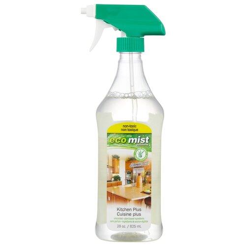 Средство для очистки кухонных поверхностей Kitchen plus Eco mist 825 мл eco mist средство для чистки мебели и уборки в кабинете 0 825 л