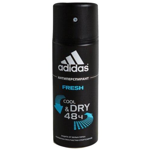 Дезодорант-антиперспирант спрей Adidas Cool&Dry Fresh, 150 мл