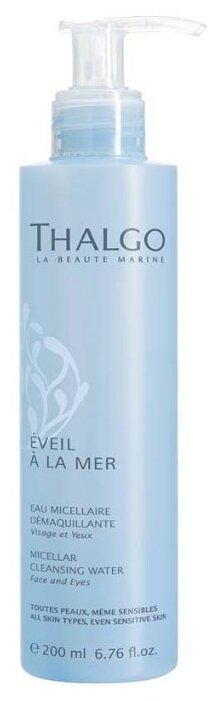 Thalgo лосьон мицеллярный очищающий для лица Eveil