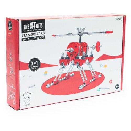 Купить Винтовой конструктор The Offbits Transportation Kit HC0002 SkyBit, Конструкторы