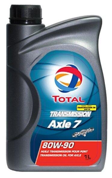 Total Трансмиссионное масло Transmission Axle 7 SAE 80W-90 1л