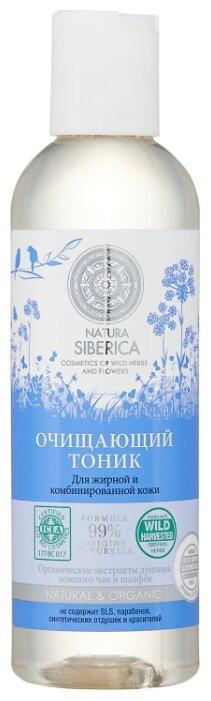 Natura Siberica Тоник очищающий Natural&Organic